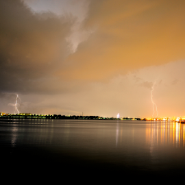 Power Storm by Alejandro Domingo - News & Events Weather & Storms