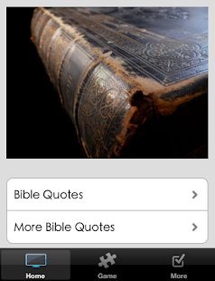 Inspirational Bible Quotes - screenshot