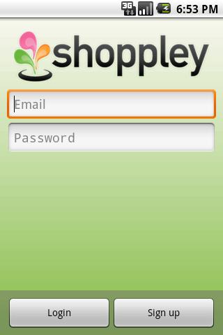 Shoppley Customer