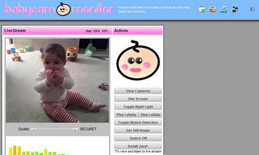 玩免費健康APP|下載BabyCam Monitor app不用錢|硬是要APP