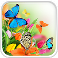 Butterfly Live Wallpaper APK for Bluestacks