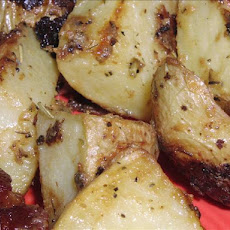 Roasted Potatoes Dijon