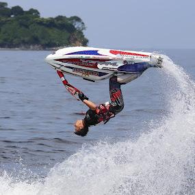 Jump by Nurul Anwar - Sports & Fitness Watersports