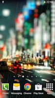 Screenshot of Night City Live Wallpaper