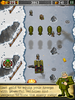 Screenshot of My Army Reloaded