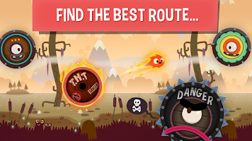 Screenshot of Pyro Jump