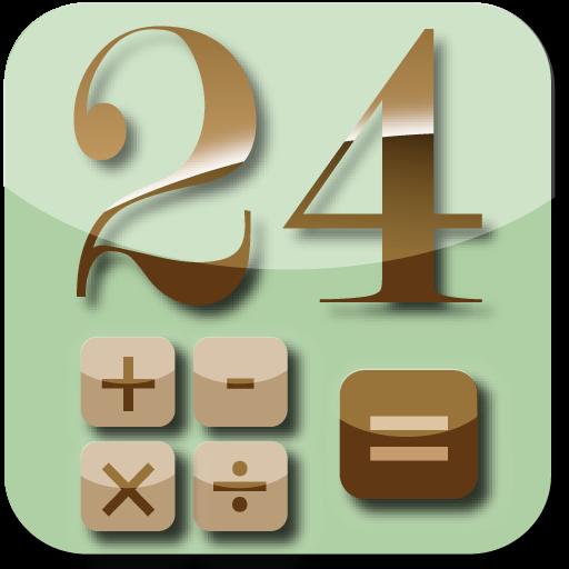 二十四 专业版 解謎 App LOGO-硬是要APP