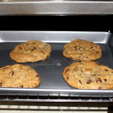 1 Cup -1 Spoon Chocolate Chip Cookies