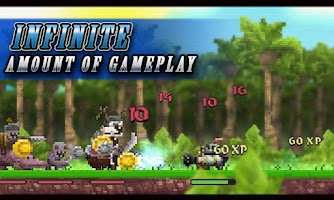 Screenshot of Loot Hero