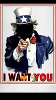 Screenshot of I WANT YOU Uncle Sam
