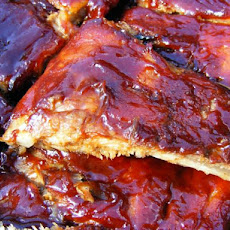 Fall off the Bone Baby Back Ribs