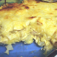 Birdie's King Ranch Chicken Casserole