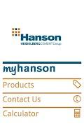 Screenshot of Hanson