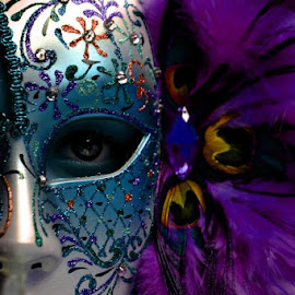 Masquerade Ball by Taylor Cotnam - Artistic Objects Clothing & Accessories
