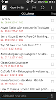 Screenshot of Task Sync - ToDo List
