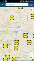 Screenshot of Lidl