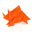 Dinosaur Origami 1