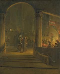 RIJKS: Aert de Gelder: painting 1727