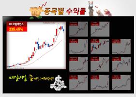 Screenshot of 주식 네비게이션, 급등주 검색기, 주식고수클럽
