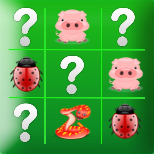 لعبة الذاكرة 解謎 App LOGO-硬是要APP