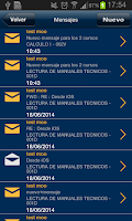 Screenshot of VivoDuoc
