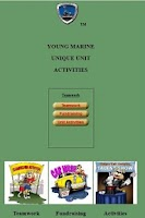 Screenshot of Young Marine Unique Activities