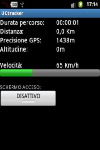 UC GPS tracker
