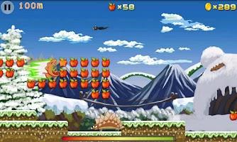 Screenshot of Croco Runner