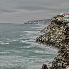 by João Pedro Pereira - Landscapes Travel ( https://www.facebook.com/jpicphoto, nikon d5100, costa cinzenta, azenhas do mar, jpic photography )