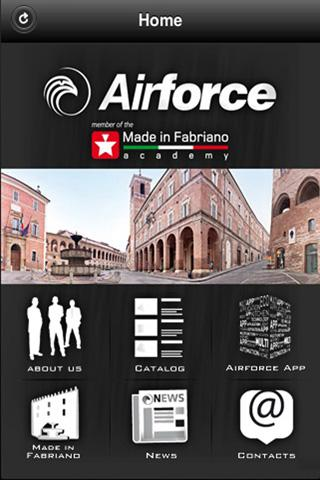 AirForce - Made in Fabriano
