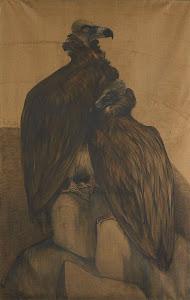 RIJKS: Theo van Hoytema: painting 1917