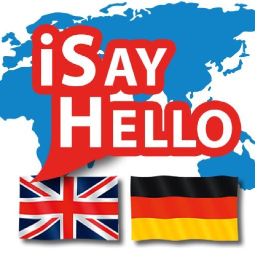 iSayHello 英语 - 德语 旅遊 LOGO-玩APPs