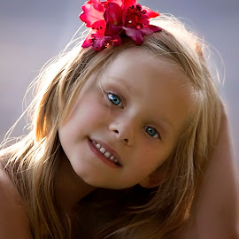 by Sandra Nichols - Babies & Children Child Portraits