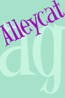 Screenshot of Alleycat FlipFont