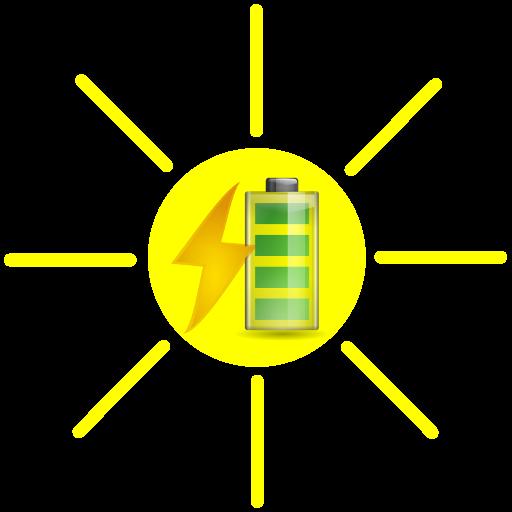 Solar Charger LOGO-APP點子