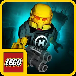 Cover art LEGO Hero Factory Invasion