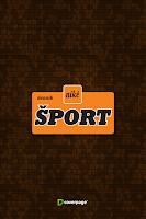 Screenshot of Denník Šport
