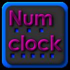 Num clock Pro icon