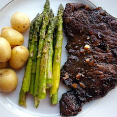 Balsamic Steaks