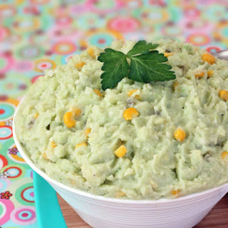 Southwestern Mashed Potatoes