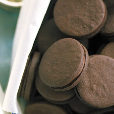 Dark-Chocolate Cookies