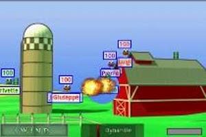 Screenshot of Goobers Vs Boogers