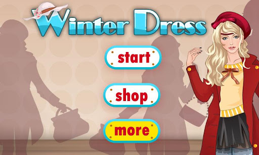 Dress Up Makeup-Winter