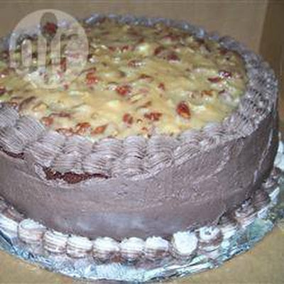 Granny's German Chocolate Cake