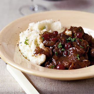 Beef With Cranberry Sauce Recipes