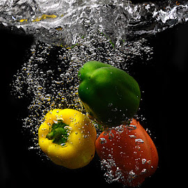 Three Amigos by Rakesh Syal - Food & Drink Fruits & Vegetables ( , colorful, mood factory, vibrant, happiness, January, moods, emotions, inspiration )