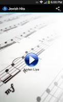 Screenshot of Jewish Music Hits