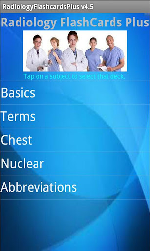 Radiology Flashcards Plus