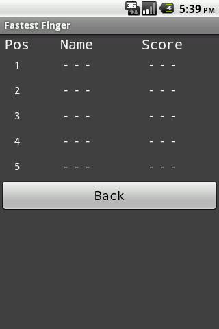 玩休閒App|Fastest Finger免費|APP試玩