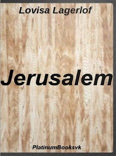 Jerusalem.Lovisa Lagerlöf. - screenshot